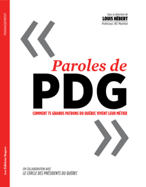 Paroles de PDG