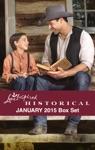 Love Inspired Historical January 2015 Box Set