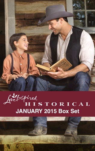 Penny Richards, Louise M. Gouge, Naomi Rawlings & Mary Moore - Love Inspired Historical January 2015 Box Set