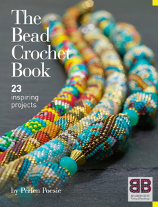 The Bead Crochet Book Boekomslag
