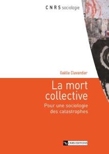 La mort collective La couverture du livre martien