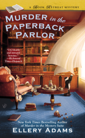Murder in the Paperback Parlor book