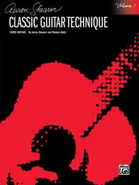 Classic Guitar Technique, Volume I (Revised)