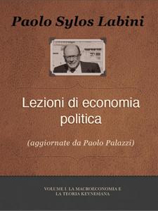 Lezioni di Economia Politica Vol. I Copertina del libro