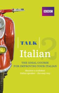 Talk Italian 2 Enhanced eBook (with audio) - Learn Italian with BBC Active Book Cover