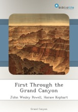 First Through The Grand Canyon