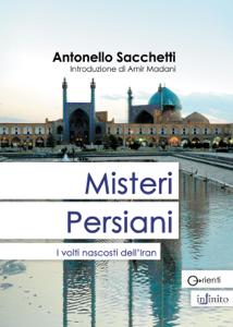 Misteri persiani Copertina del libro