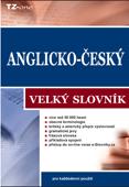 50 000+ Anglicko-český velký slovník