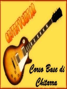 Corso base di chitarra Copertina del libro