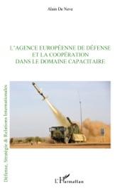 LAGENCE EUROPéENNE DE DéFENSE ET LA COOPéRATION DANS LE DOMAINE CAPACITAIRE