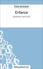 Enfance de Nathalie Sarraute (Fiche de lecture)