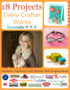 Prime Publishing - 18 Projects Every Crafter Wants grafismos