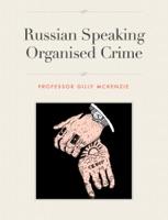 Russian Speaking Organised Crime