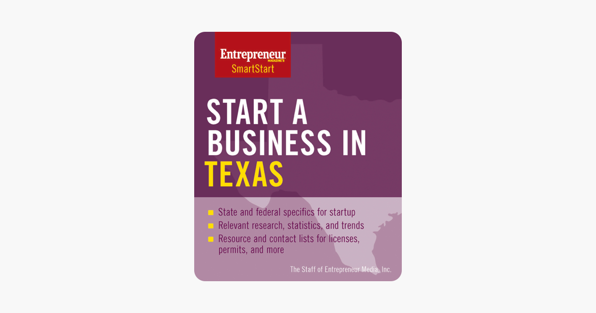 ‎Start a Business in Texas