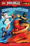 Masters Of Spinjitzu LEGO Ninjago