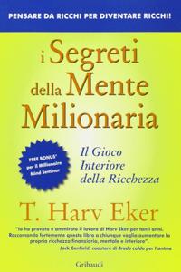I segreti della mente milionaria Libro Cover