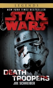 Death Troopers: Star Wars Book Cover