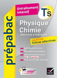 Physique-Chimie Tle S (spécifique & spécialité) - Prépabac Entraînement intensif