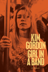 Girl in a Band La couverture du livre martien
