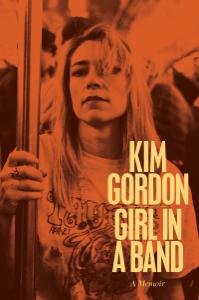 Girl in a Band La couverture du livre martien