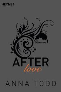 After love di Anna Todd Copertina del libro