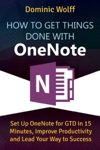 How to Get Things Done with OneNote Book Cover