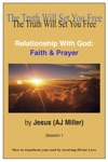 Relationship With God Faith  Prayer Session 1