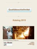 Schleifmittel Katalog 2015