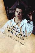 Edleston: Lord Byron's Boy Poems
