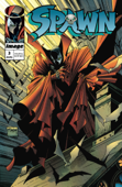 Spawn #3 Book Cover