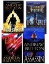 Andrew Britton Bundle The American The AssassinThe Invisible The Exile