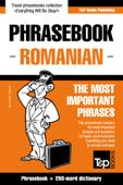 English-Romanian phrasebook and 250-word mini dictionary