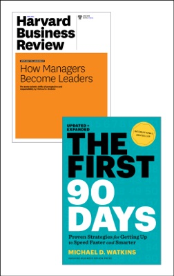 The First 90 Days with Harvard Business Review article