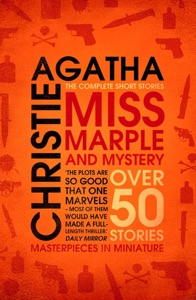 Miss Marple – Miss Marple and Mystery Book Cover