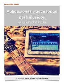 Aplicaciones y accesorios para músicos book