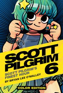 Scott Pilgrim Volume 6 Libro Cover