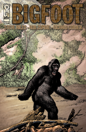 Bigfoot #1 book