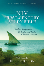 NIV, First-Century Study Bible, eBook book