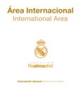 Área Internacional / International Area