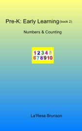 Pre-K: Early Learning (book 2) Numbers & Counting