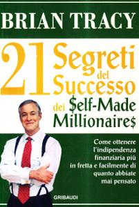 21 Segreti del successo dei self-made millionaires Copertina del libro