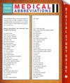 Medical Abbreviations Il Speedy Study Guides