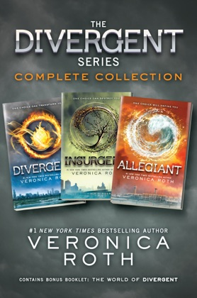 The Divergent Series Complete Collection image