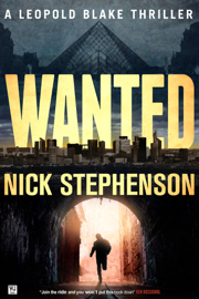 Wanted: A Leopold Blake Thriller book