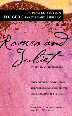 Romeo and Juliet - William Shakespeare book