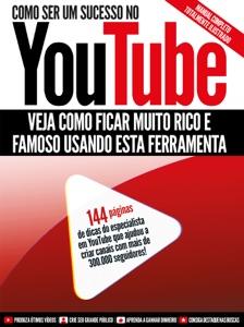 Como Ser um Sucesso no YouTube de On Line Editora Capa de livro