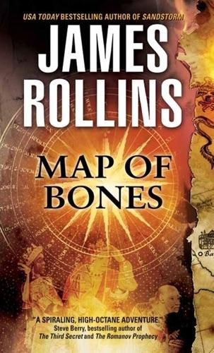 James Rollins - Map of Bones