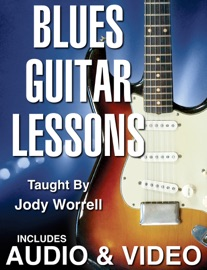 BLUES GUITAR LESSONS