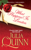 What Happens in London Book Cover