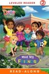 Meet My Friends Read-Along Storybook Dora And Friends